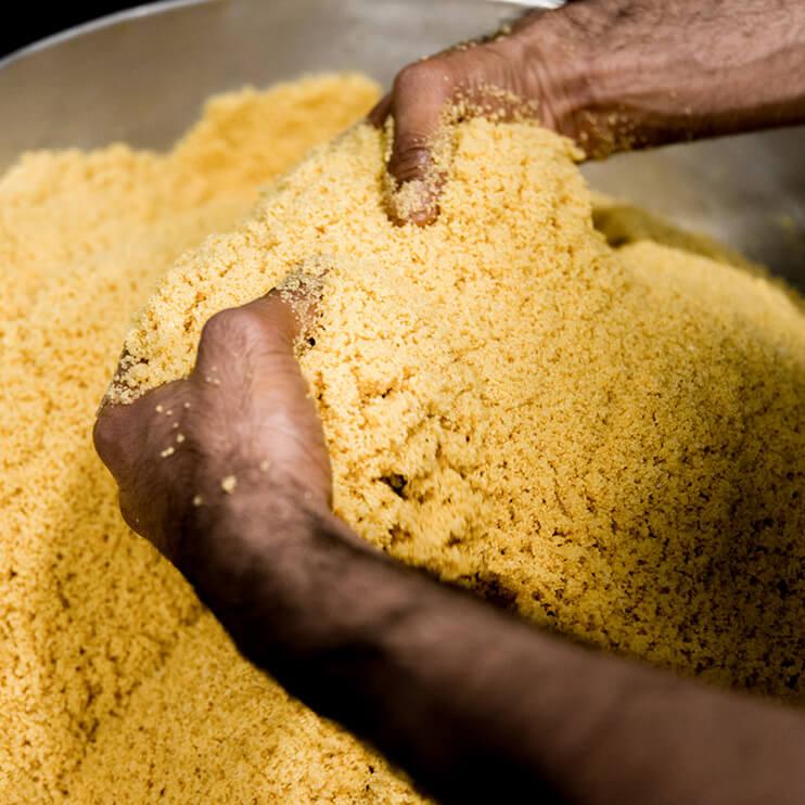 semoule couscous